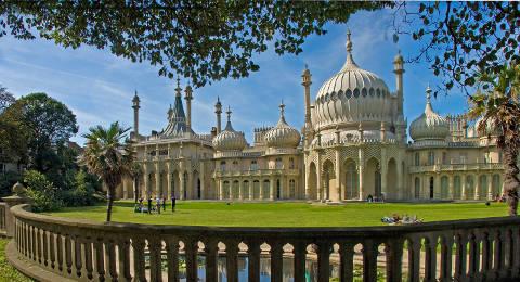 Brighton Royal Pavilion East Sussex