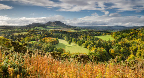Scottish Borders in Schotland