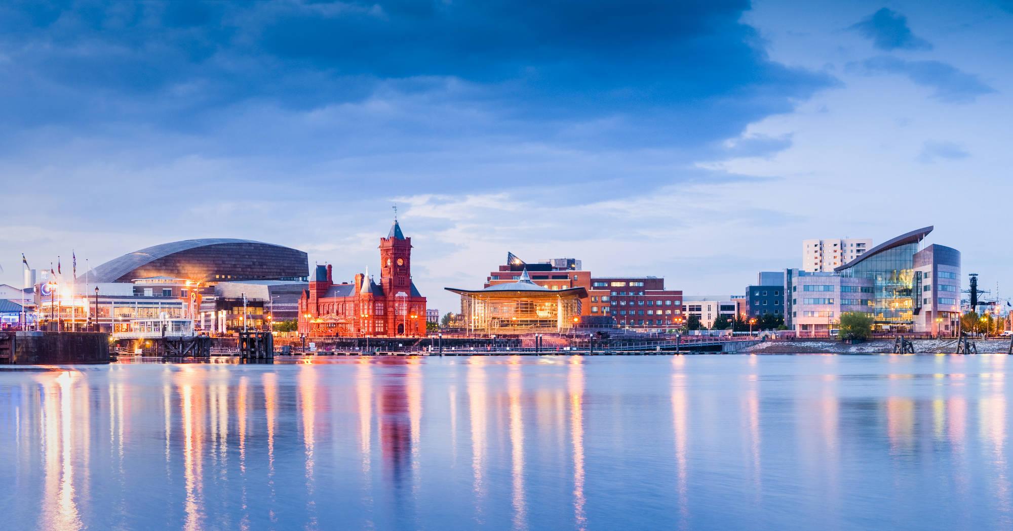 Cardiff vier vakantie in de hoofdstad van Wales