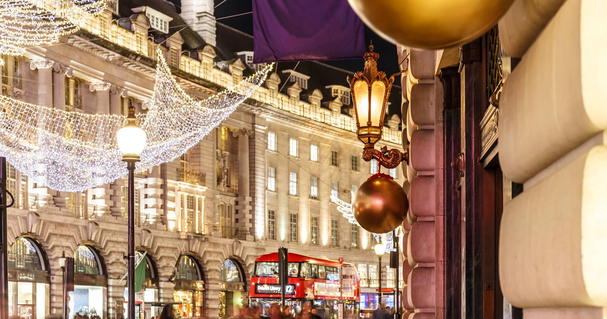 Vier Kerst In Londen Hyde Park Winter Wonderland