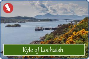 Bezienswaardigheden Op Isle Of Skye Schotland