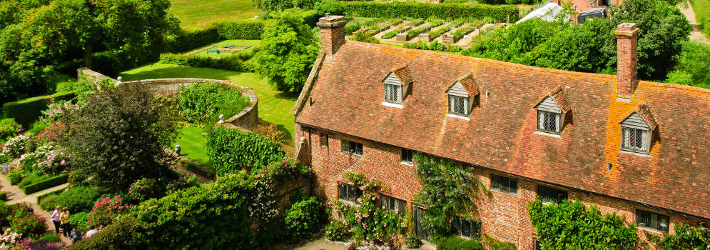 Sissinghurst Castle Garden in Kent